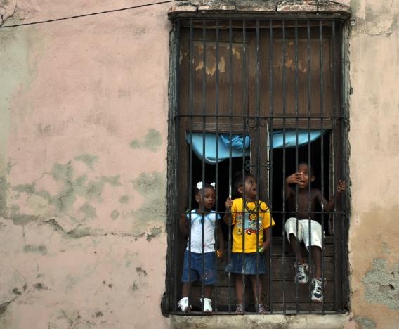 children-in-cuba